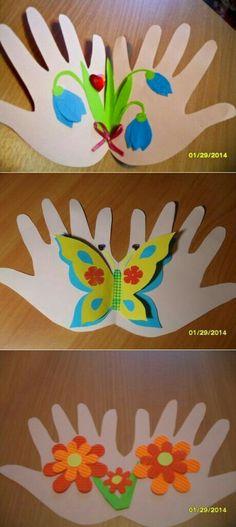 crafts Source by jenecimagalhaes Spring Crafts For Kids, Mothers Day Crafts For Kids, Paper Crafts For Kids, Summer Crafts, Preschool Crafts, Easter Crafts, Diy For Kids, Diy And Crafts, Diy Paper