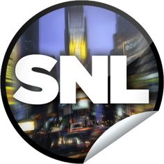 Saturday Night Live Season 37 Fan Sticker | GetGlue