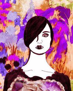 Sensual Watercolor; Cate Parr