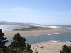 Salishan Spit, Lincoln City 4/11/04 Oregon Coast Today with Gregg Hughes