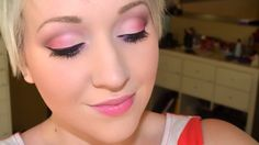 Valentine's Day: Soft & Sweet Makeup Look & Tutorial