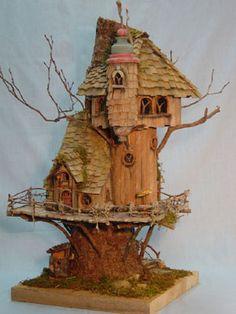 Fairy house - Arthur Millican Jr. Sleepy Hollow Enterprises