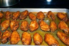 Homemade oven baked hot wings | How to Cook Guide
