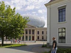 Museum de Fundatie / Bierman Henket architecten