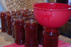 ... on Pinterest | Pickled banana peppers, Gooseberry jam and Canning