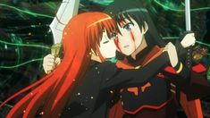 Action Romance Anime, Shana, Yuuji Sakai, Shakugan no Shana