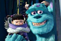 Monsters Inc. I just watched that today!