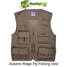 Buy Autumn Ridge Traders Fly Fishing Photography Climbing Vest with 16 Pockets Made with Lightweight Mesh Fabric for Travelers, Sports, Hiking, Bird Watching, River Guide Adventures and Hunting. Fishing Vest, Fishing Life, Going Fishing, Best Fishing, Trout Fishing, Fly Fishing For Beginners, Hiking Supplies, Outdoor Vest, Fishing Photography