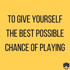 To give yourself the best possible chance of playing to your potential, you must prepare for every outcome. That means practice! Swing Quotes, Golf Quotes, Golf Humor, Meant To Be, Good Things, Play