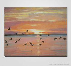 Landschap olieverfschilderij, Art Canvas Art, handgemaakte schilderij, schilderij, schilderij zonsondergang, Wall Art door 324art op Etsy https://www.etsy.com/nl/listing/241040939/landschap-olieverfschilderij-art-canvas