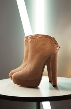 Jimmy Choo whipstitched ankle boot