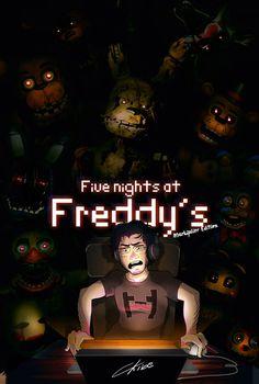 Five Nights at Freddy's markiplier