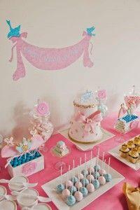 Cinderella Princess Party via Kara's Party Ideas   KarasPartyIdeas.com #cinderella #disney #princess #party #ideas (3)