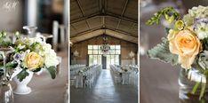 WEDDING | Andre & Leta FLOWERS | Foxgloves, peach roses, hydrangeas, dusty miller PHOTO | Niki M Photography