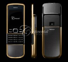 Nokia 8800 Carbon Arte: Your Exquisite Gold accessory : Luxurylaunches Old School Phone, Old Phone, Smartphones For Sale, Brio, Gold Accessories, Tech Gadgets, Mobile Phones, Cool Watches, Fashion Watches