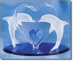 miami dolphin wedding cake toppers details about wedding cake topper dolphin or 17330