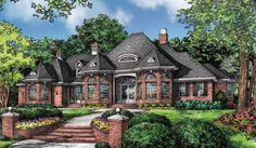 Coming Soon: Photo Tour of the Kenningstone Plan 1166! Follow the House Plans Blog for updates: http://houseplansblog.dongardner.com/coming-soon-new-photography/ #house #photography #estate