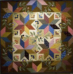 Patchwork artistry: Springville quilt exhibit shows the evolution of various techniques   Deseret News