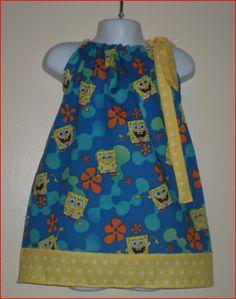 Sponge Bob Dress