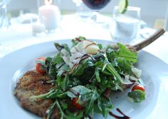 Veal Chops Milanese 1