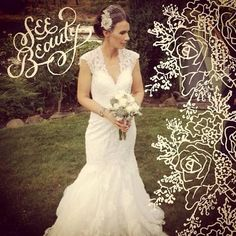 Allure Bridals 8923 Size 10 Second Hand Wedding Dress   Still White