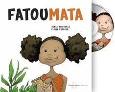 « Fatoumata est un conte irrévérencieux, et c'est pour cela que je l'aime tout particulièrement » confie Renée Robitaille. « Pour vivre pleinement le plaisir simple de savourer ses cacahuètes, Fatoumata défie les lois naturelles et sociales. Son désir de ne pas être dérangée exacerbe chez elle un côté frondeur que personne ne connaissait, et c'est jubilatoire à raconter ! »  Album avec CD.