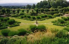 I visited Hestercombe during a random cross-country car trip to Heathrow - it was the very last day of my garden visiting holiday in England, enjoyed in Garden Organization, Holidays In England, Car Travel, Garden Spaces, Topiary, Yup, Garden Design, Grass, Golf Courses