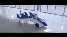 Aeromobil 3.0: Der Traum des fliegenden Autos wird wahr!