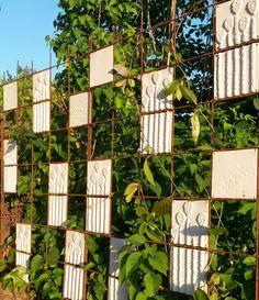Cecilia Boivie: Ingen trädgård utan spaljé