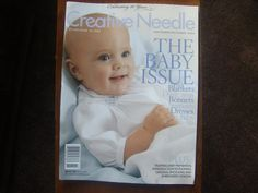 "Creative Needle, December 2004 ""The Baby Issue"""