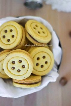 Baiocchi - Mulino Blanco Recette pas à pas (photos) La bottega delle dolci tradizioni: Baiocchi homemade