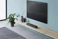 Sony S200F 2.1ch Sound Bar with Built-in Subwoofer and Bluetooth, (HT200F).