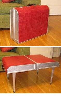 Vintage camping Folding table