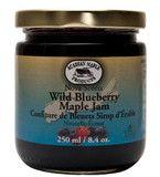 Acadian Maple Products — Wild Blueberry Maple Jam 250ml