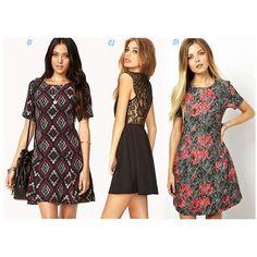 Fashion: My wishlist (dresses)