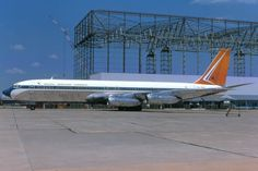 PlaneSpotters Slide-Collections: South African Airways B707 ZS-SAG