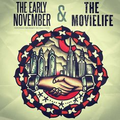 "The Movielife & The Early November are headlining the stage of the Curtain Club on Friday 9/29! The Early November will be playing ""The Room's Too Cold"" in full making this a rare show! Tickets go on sale this Friday 7/21 so be ready!  #earlynov #movielife #dallas #concert #deepellum #curtainclub"