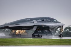 "B2A stealth bomber ""Spirit of New York"" (by AdrianH2)"