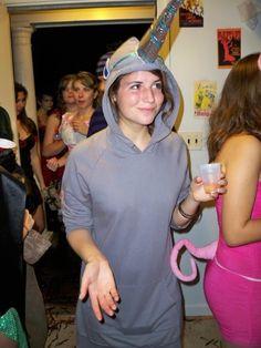 haha awesome costume!