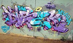 Walls Graffiti. Visit our blog for more graffiti arts!