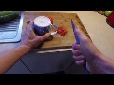 Týmto jednoduchým trikom naostríte každý váš tupý nôž za pár sekúnd | interez.sk