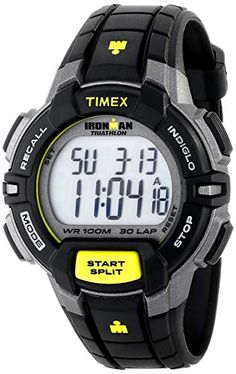 dd4e05a7483f Timex Ironman 30-Lap Rugged Watch Review Timer Alarm