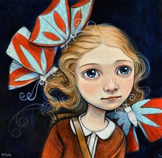 Kelly Vivanco - Art  I really like this artist's work
