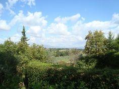 Вид на холмы Кьянти