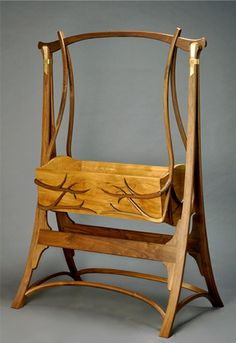 Treetop Cradle by Cold River Furniture
