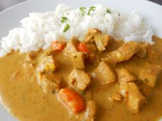 Czech Recipes, Ethnic Recipes, No Cook Meals, Thai Red Curry, Potato Salad, Chicken Recipes, Food And Drink, Menu, Snacks