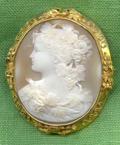 Antique French Cameo