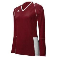 Mizuno Women's 440411 Classic Kailua Long Sleeve Jersey