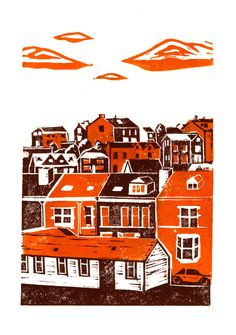 I love this guy's work... Meersbrook View No.2 £22.00