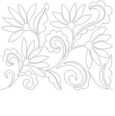 Paisley Flowers $.0175